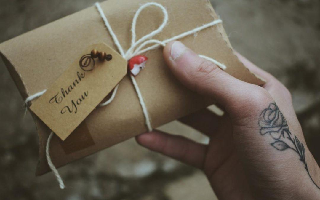 Weihnachtspost Spedition Packet Lieferzeit Geschenk