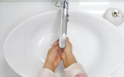 Händewaschen schon vergessen?